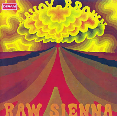 Savoy Brown Blues Band ~ 1970a ~ Raw Sienna