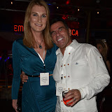 OIC - ENTSIMAGES.COM - Sally Bercow and Paddy Doherty at the  Mr Jethro Sheeran's Album Launch Party. 10th November 2015 Photo Mobis Photos/OIC 0203 174 1069