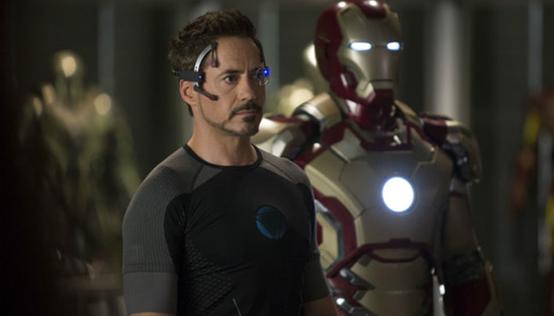 Iron Man Suit Light