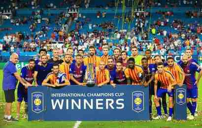 Real Madrid 2 Barcelona 3: Neymar and Messi lead Valverde's men to ICC title
