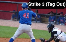 Strike Three (Tag Out)