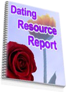 Cover of Shawn Nelson's Book The Dating Resource Report
