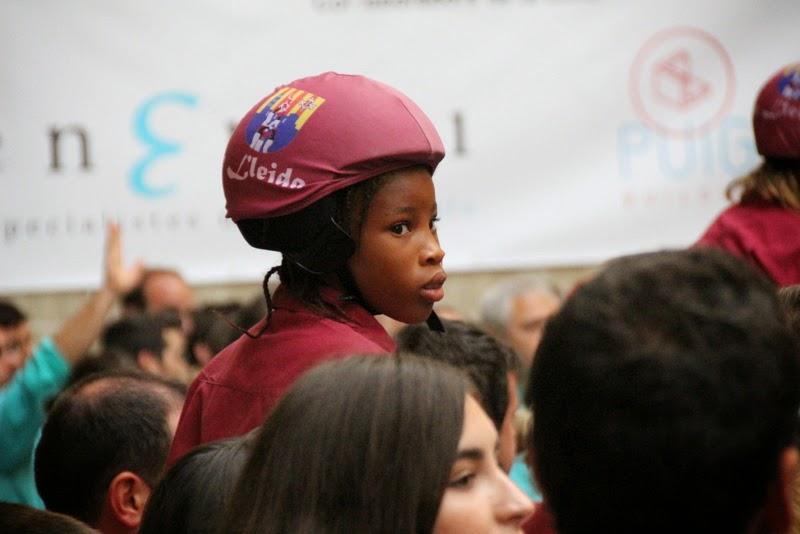 Actuació 20è Aniversari Castellers de Lleida Paeria 11-04-15 - IMG_9009.jpg