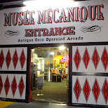Musée Mécanique - San Francisco's Antique Penny Arcade in San Francisco, California, United States