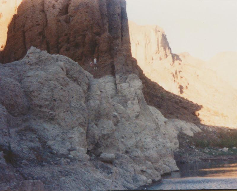 RBoekmanAlbum08 - Caldwell houseboat trip 1990