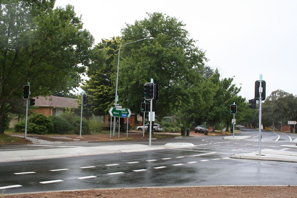 phillip avenue intersection