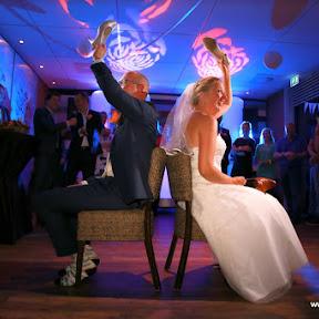 Bruiloft WillemJan en Marlies Paviljoen de Leyen