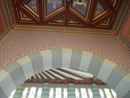 Detalhe da Capela do Senhor dos Passos