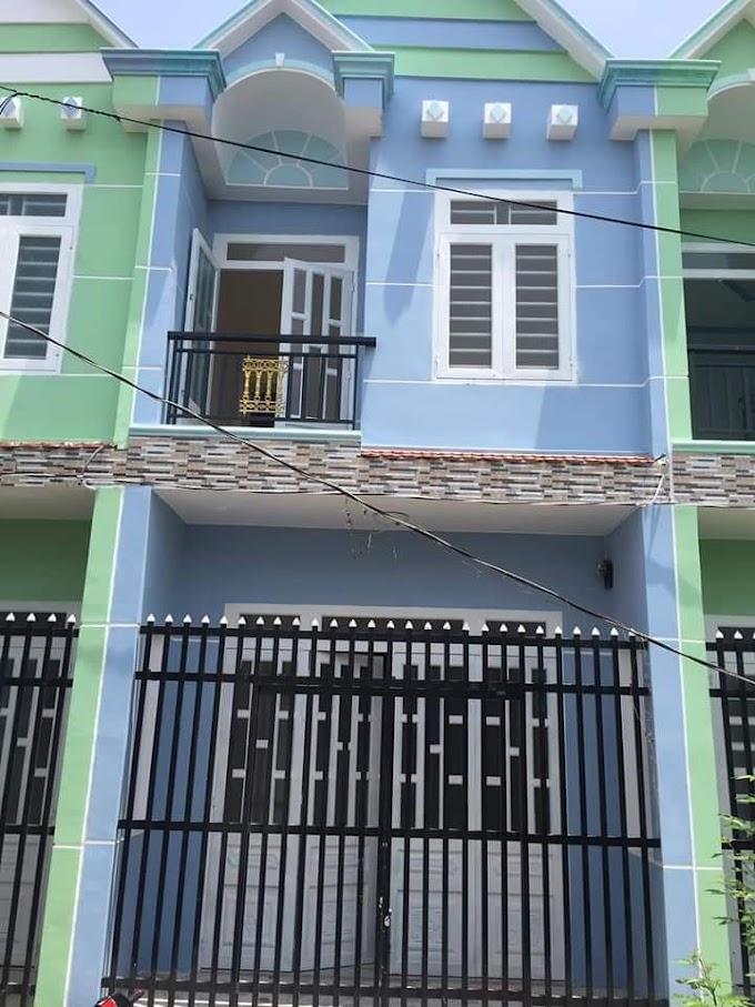 Cần bán căn nhà lầu trệt ở Thuận Giao 06, Thuận An, Bình Dương. Giá chỉ 850tr