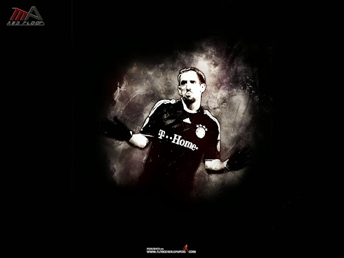 franck ribery marsellie wallpapers
