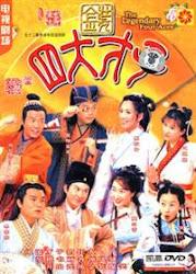 Legendary Four Aces TVB Bốn Chàng Tài Tử - Tứ đại danh bộ