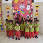 Introduction to Circle  (Witty World, Nursery)  07.04.2017