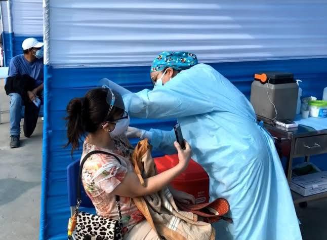 Vacunación para personas de 37 a 39 años se realizará este fin de semana en Arequipa