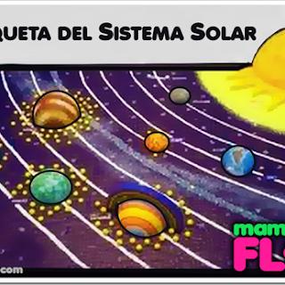 Cómo hacer MAQUETA SISTEMA Planetario SOLAR, paso a paso