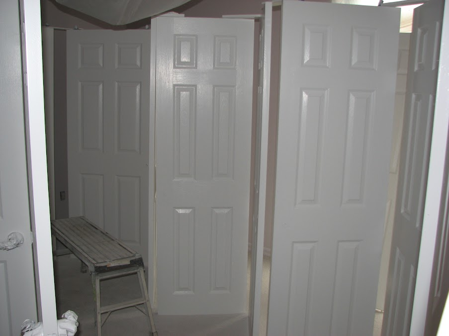 Spraying Interior Doors Page 2 Painting Finish Work Contractor Talk