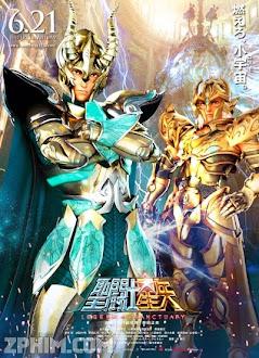Thành Đấu Sĩ Seiya: Huyền Thoại Thánh Vực - Saint Seiya: Legend Of Sanctuary (2014) Poster