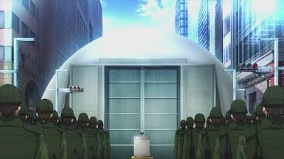 GATE 1 059 - 【聖地巡礼】GATE(ゲート) 自衛隊 彼の地にて、斯く戦えり@銀座・新橋駅・まさかの痛車と遭遇