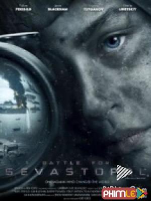 Phim Nữ Thiện Xạ Bắn Tỉa - Bitva za Sevastopol (2015)