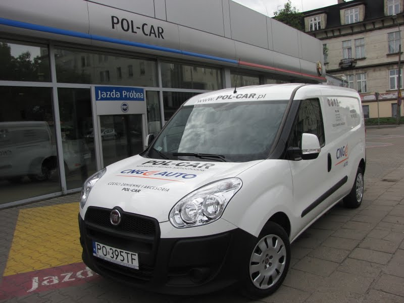 Fiat Doblo 1.4 T-JET Natural Power (CNG)