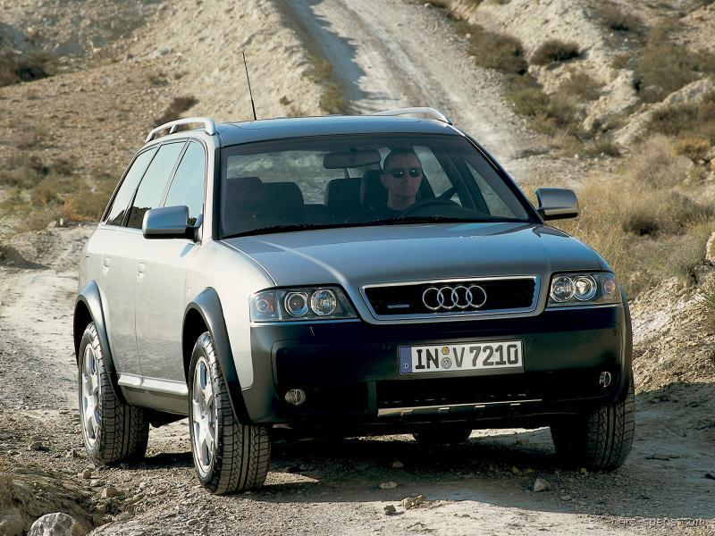 2005 audi allroad quattro wagon specifications pictures prices. Black Bedroom Furniture Sets. Home Design Ideas