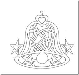 vytynanki campanas de navidad (14)