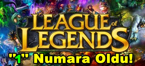 League of Legends World Of Warcraft'ı Tahtından Etti!