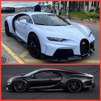 (10). Bugatti Chiron Super Sport 300+ — $4 million