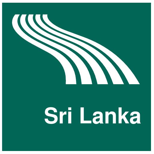 Sri Lanka Map offline