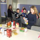 Sobere maaltijd voor de kinderen van de kinderkerkclub. - DSCF5783.JPG