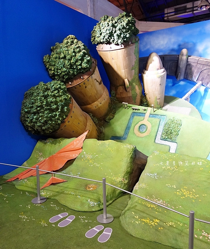 26 吉卜力的動畫世界特展