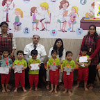 Dental Checkup for Pre-Primary Section (2018-19), Witty World, Goregaon East