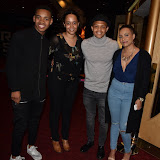 OIC - ENTSIMAGES.COM - Jovian Wade, Valentina Etaghene and Parcelle Ascott at the  Mandem on the Wall: Wall of Comedy - premiere in London 17th November 2015 Photo Mobis Photos/OIC 0203 174 1069