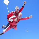 Texel Skydive in Holland in Texel, Noord Holland, Netherlands