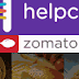 HelpChat - 100 Rs Cashback On Food Orders of 299 Rs Or More On Zomato (1st Order)