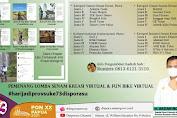 Sambut HUT Provsu Ke-73 2021, Arkanas Team dan Mantul Juarai Senam Kreasi Secara Virtual