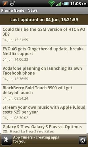 Phone Genie screenshot 8