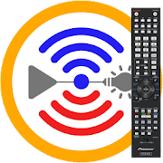 Remote For Pioneer AV Receivers and Blu-Ray