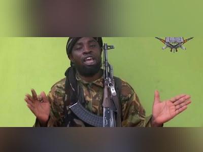 BREAKING: Nigerians Jubilate As Abubakar Shekau, Bokoharam Leader, Goes Blind, Begs For Support.