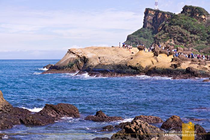 Yehliu Geopark Mushroom Rocks