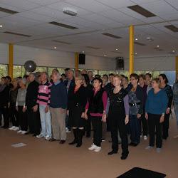 Repetitie bij Bouw Sport 3-11-2012