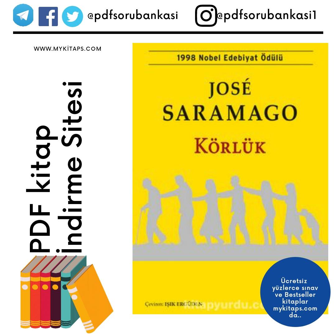 Körlük Jose Saramago PDF İndir