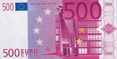 Nota de 500 euros