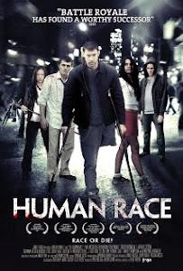 Đua Hoặc Chết - The Human Race poster