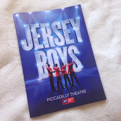 Jersey Boys west end musical
