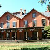 Rutherford B . Hayes Civil War Encampment - 2002_1005_125028AA.JPG