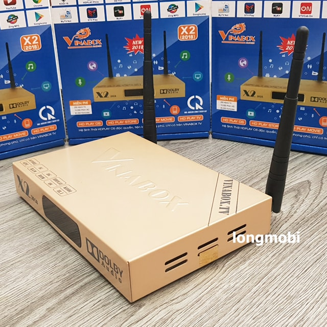 android tv box vinabox x2 2018