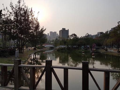 10D9N Taiwan Trip: Central Park, Kaohsiung