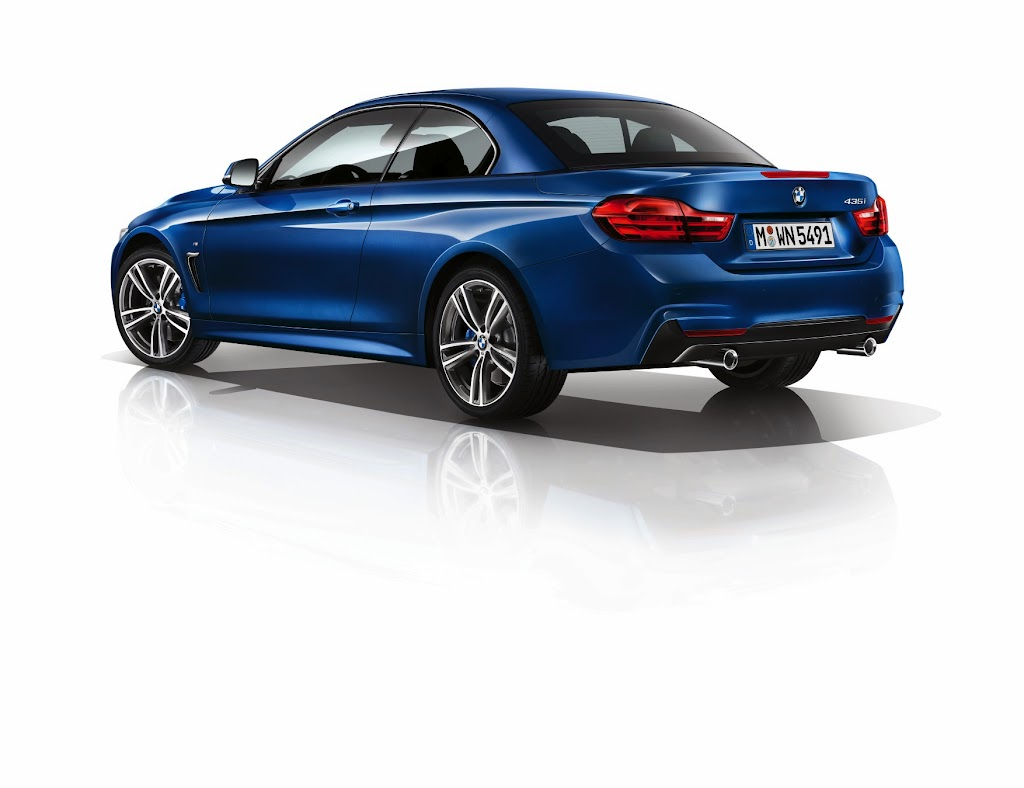 2014 BMW 4 Series Convertible 3537