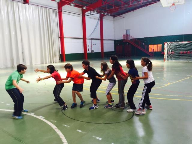 Menudas Noticias Juegos Cooperativos En Educacion Fisica