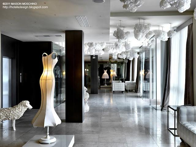 Maison Moschino_3_Les plus beaux HOTELS DESIGN du monde